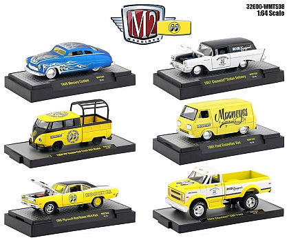 GMP Zubehör Set Shell Garage für 1:18 Modelle
