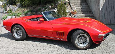 1968 Corvette 427 Convertible