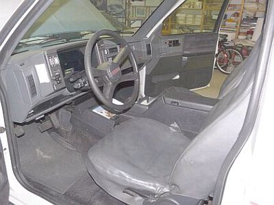 1993 Chevrolet Pickup S-10 Tahoe Maxi-Cab 4x4