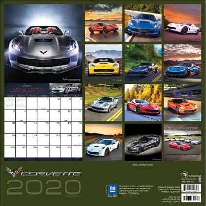 Calendar 2020 Kalender